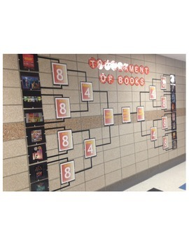 Book Tournament, March Madness