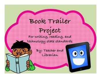 Book Trailers using iPads