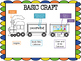 Book Train - Craftivity - Editable