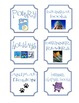 Book Tub Labels - updated!