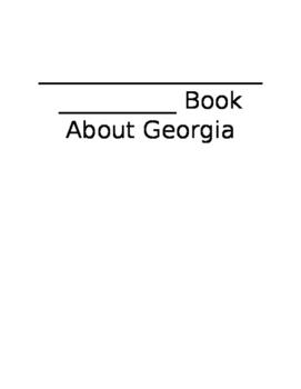 Book about Georgia
