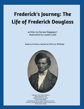 "Book activities for ""Frederick's Journey: The Life of Fred"