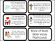 Book of Mark Bible Verse Printable Flashcards. Bible Study