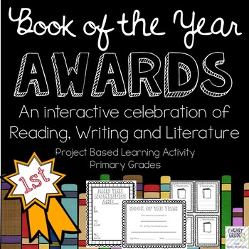 Project Based Learning: Book of the Year Awards