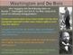 Booker T. Washington and W.E.B. Du Bois: visual, textual,