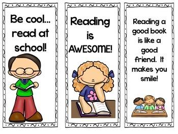 FREEBIE:  Bookmarks