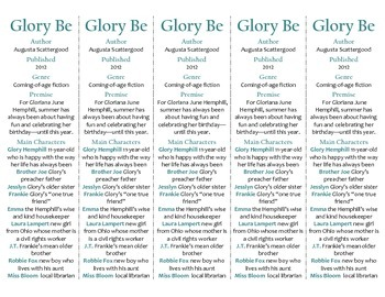Glory Be edition of Bookmarks Plus—A Very Handy Little Rea
