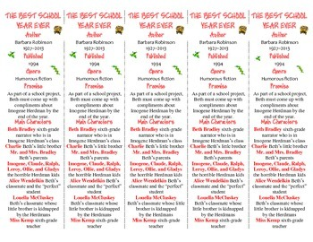 The Best School Year Ever edition of Bookmarks Plus—A Hand