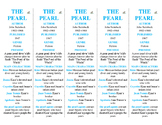 The Pearl edition of Bookmarks Plus—Handy Little Reading Aid!