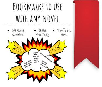 Questioning Bookmarks to Use with ANY Novel