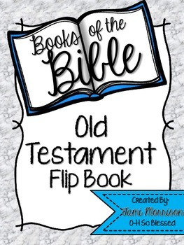 Books of the Bible Flip book [Old Testament]