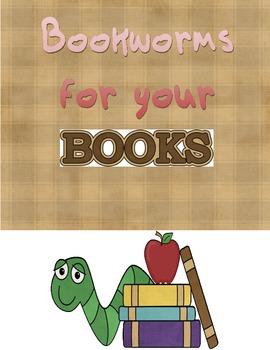 Bookworm Labels