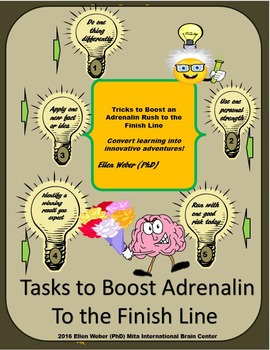 Boost Adrenalin Rush to the End of Term