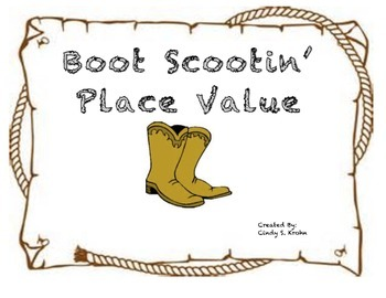 Boot Scootin' Place Value