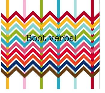 Boot verbs