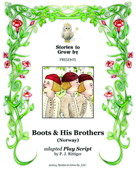 Boots and His Brothers Play Script Reader's Theatre Drama