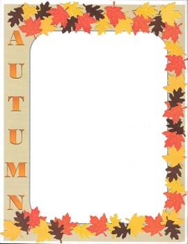 Border Bundle - Autumn