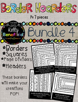 Border Hoarders Bundle #4