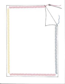 Border - Needle and Thread