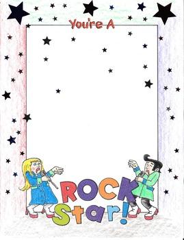 Border - Rock Star