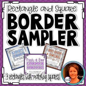 Border Sampler