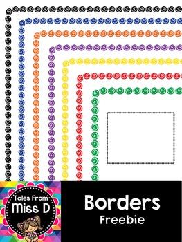Borders Freebie