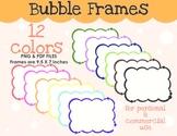 Borders - Bubble Frames