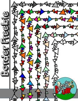 Borders / Frames Freebie