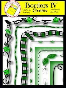 Borders IV - Green