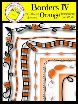Borders IV - Orange