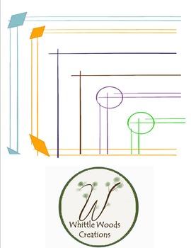Borders - Lines Styles