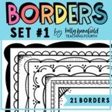 Borders: Doodle Borders Set 1