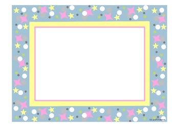 Borders for Commercial Use