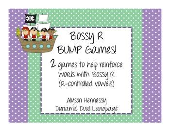 Bossy R Bump Games!