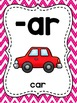 Bossy R Word Families Posters