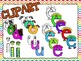 Bossy e Pack {21 Clipart Images} {Original Story} {Interac