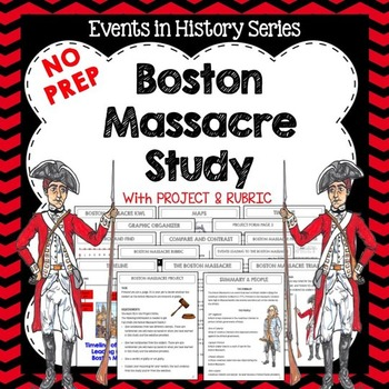 Boston Massacre Study