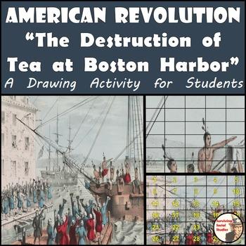 "Boston Tea Party - Recreate ""The Destruction of Tea at Bos"