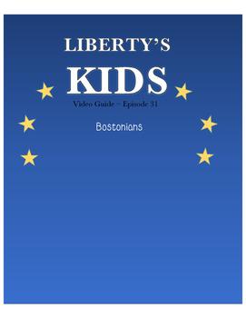 Bostonians - Liberty's Kids