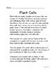 Botany: Plant Cells