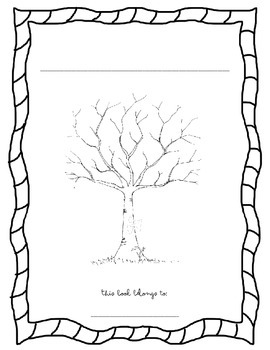 Botany: Tree Book