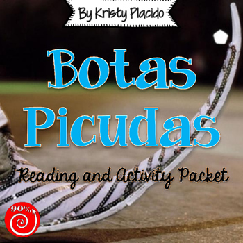 Botas Picudas Reading and Activity Packet