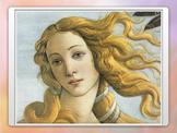 Renaissance Botticelli Art History Presentation ~ 142 Slid