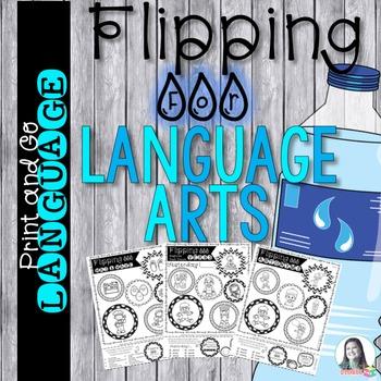Bottle Flipping for Language Arts