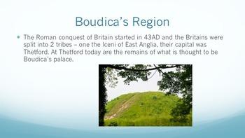 Boudicca Archaeology