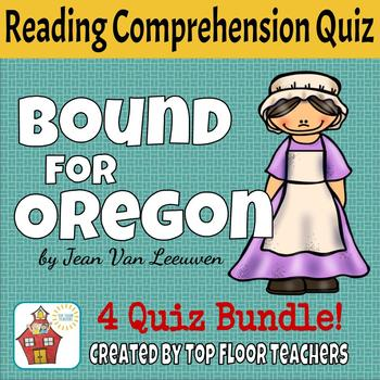 Bound for Oregon Weekly Quizzes