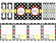 Red Bow Teacher Binder 2016-2017 (Covers, Spines, Forms &
