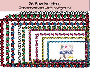 Bow borders