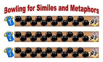 Bowling for Similes and Metaphors Game for Workstations an