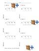 Box Division 3 x 1 - 24 Problems - No remainders